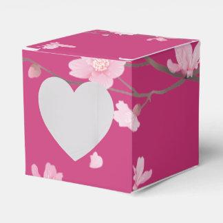 Cherry Blossom Favor Box