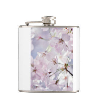 Cherry Blossom Flasks