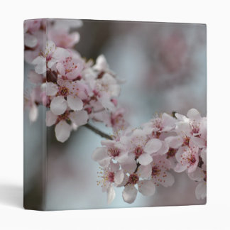 Cherry Blossom Floral Binder