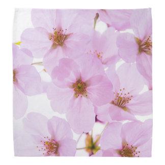 Cherry Blossom Flowers in Tokyo Japan Bandana