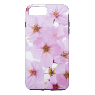 Cherry Blossom Flowers in Tokyo Japan iPhone 8 Plus/7 Plus Case
