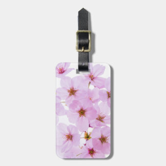 Cherry Blossom Flowers in Tokyo Japan Luggage Tag