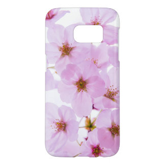 Cherry Blossom Flowers in Tokyo Japan Samsung Galaxy S7 Case