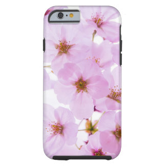 Cherry Blossom Flowers in Tokyo Japan Tough iPhone 6 Case