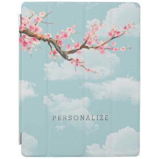 Cherry Blossom Flowers iPad Cover