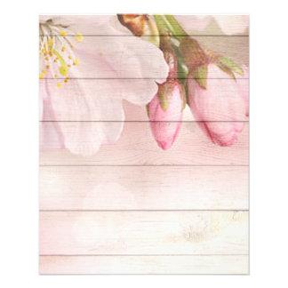 Cherry Blossom Flyer