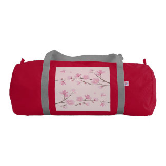 Cherry Blossom Gym Bag