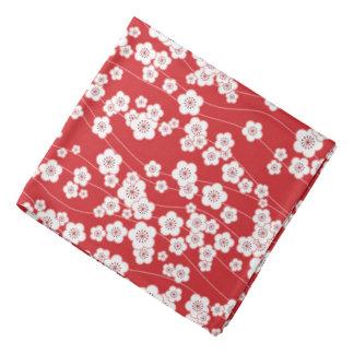 Cherry Blossom Head Kerchief