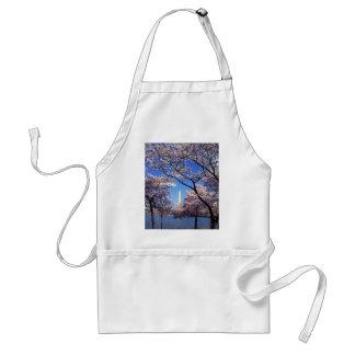 Cherry blossom in Washington DC Standard Apron