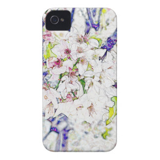 Cherry blossom iPhone 4 case
