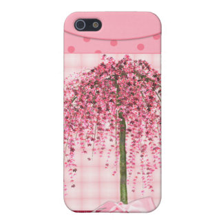 Cherry Blossom iPhone 5/5S Cases