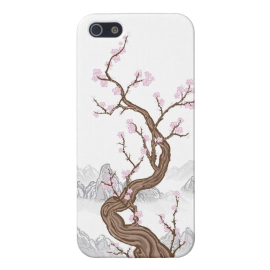 Cherry Blossom iPhone 5/5S Covers