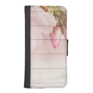 Cherry Blossom iPhone SE/5/5s Wallet Case