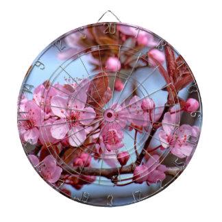 Cherry Blossom Japanese Dartboard