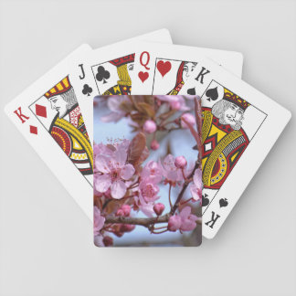 Cherry Blossom Japanese Playing Cards