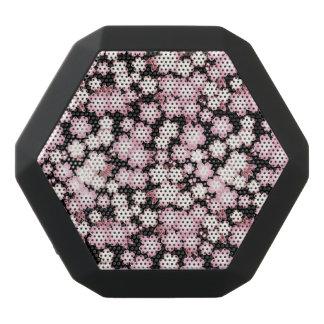 Cherry Blossom - Japanese Sakura- Black Bluetooth Speaker
