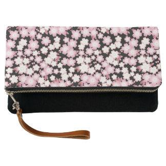 Cherry Blossom - Japanese Sakura- Clutch