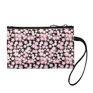 Cherry Blossom - Japanese Sakura- Coin Purse