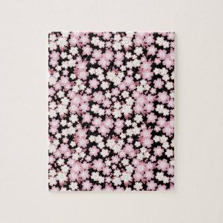 Cherry Blossom - Japanese Sakura- Jigsaw Puzzle