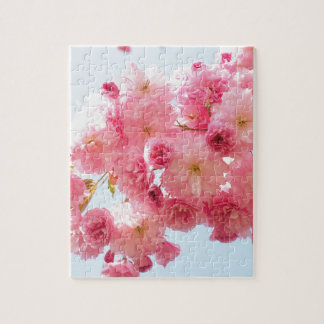 Cherry Blossom Jigsaw Puzzle