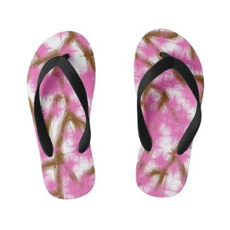 Cherry Blossom Kid Flip Flops