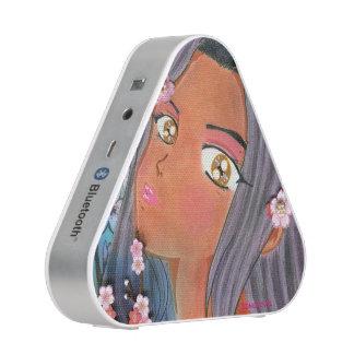 Cherry Blossom Klip Speakers Blueooth Speaker