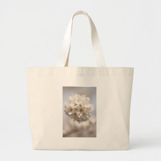 Cherry Blossom Large Tote Bag