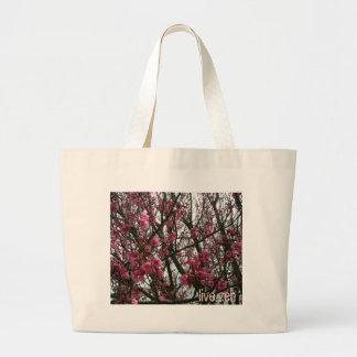 Cherry Blossom live zen bag