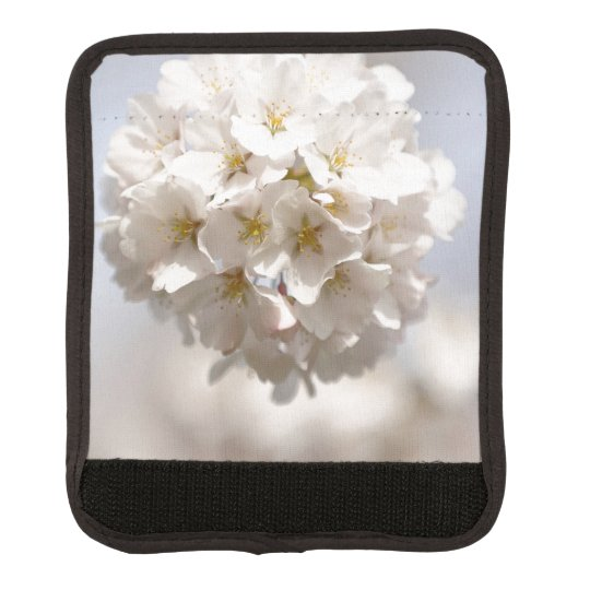 Cherry Blossom Luggage Handle Wrap