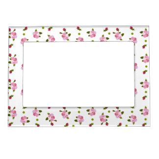 Cherry Blossom Magnetic Frame