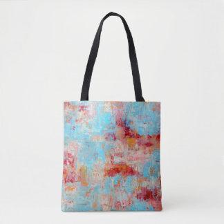 Cherry Blossom Market Bag