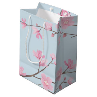 Cherry Blossom Medium Gift Bag