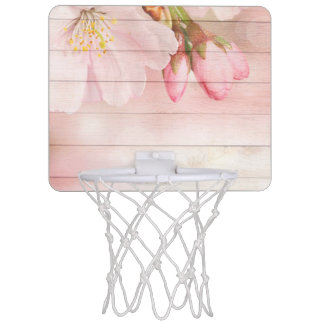 Cherry Blossom Mini Basketball Hoop
