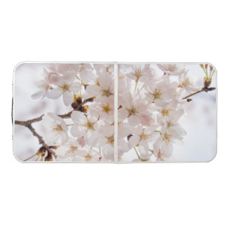 Cherry Blossom Nature Pong Table