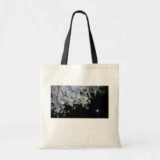 Cherry blossom night Bag