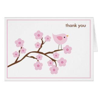 Cherry Blossom Note Card