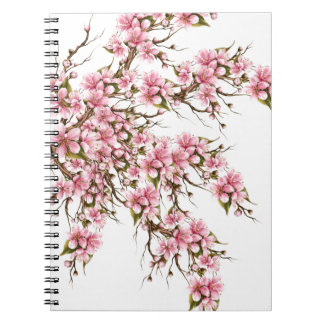 Cherry Blossom Notebook