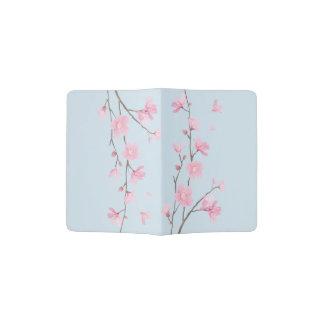 Cherry Blossom Passport Holder