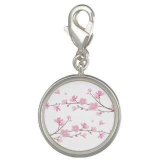 Cherry Blossom Photo Charm