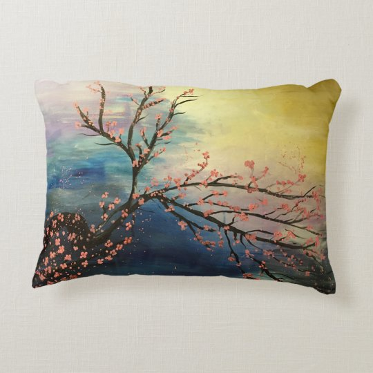 Cherry Blossom Pillow 1