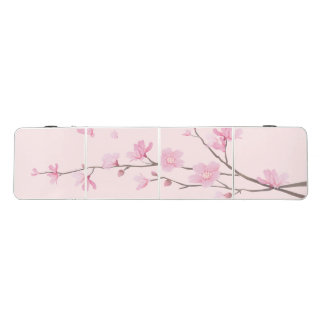 Cherry Blossom - Pink Beer Pong Table