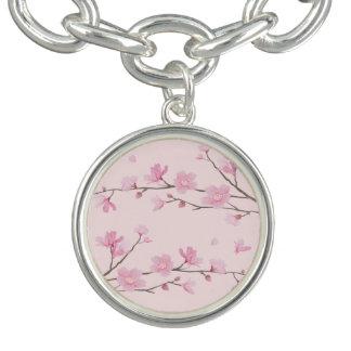 Cherry Blossom - Pink Bracelets