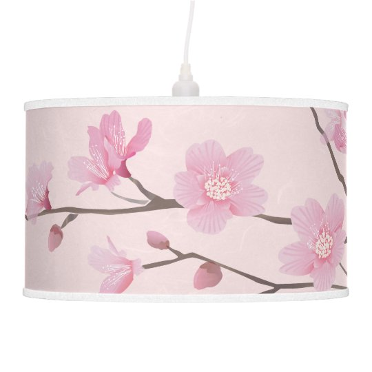 Cherry Blossom - Pink Ceiling Lamps