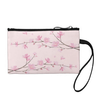 Cherry Blossom - Pink Coin Purse