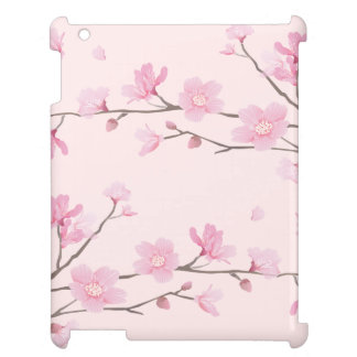 Cherry Blossom - Pink Cover For The iPad