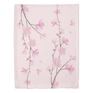 Cherry Blossom - Pink Duvet Cover