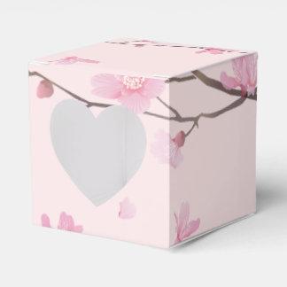 Cherry Blossom - Pink Favor Box