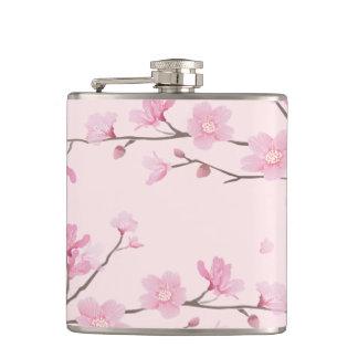 Cherry Blossom - Pink Flask