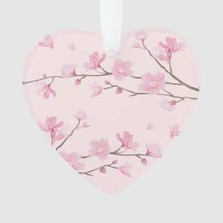Cherry Blossom - Pink - Just Married