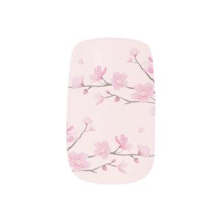 Cherry Blossom - Pink Minx Nail Art